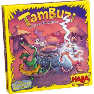 Tambuzi... l'éclair frappera le dernier