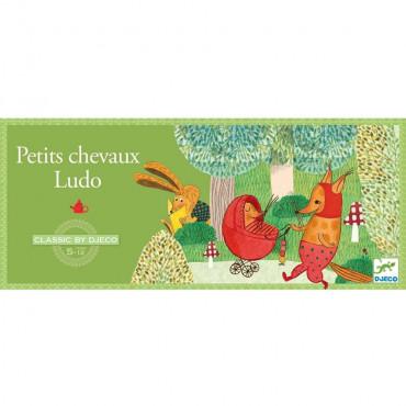 Jeu des Petits Chevaux - Djeco