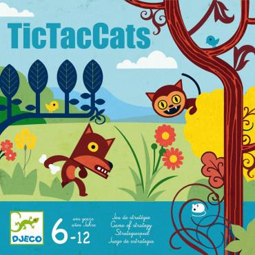 TicTacCats - Djeco
