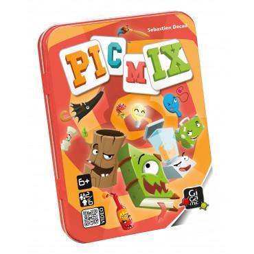 Picmix - Gigamic **