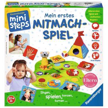 """Mon 1er jeu de coopération """"Mitmach-Spiel"""""""