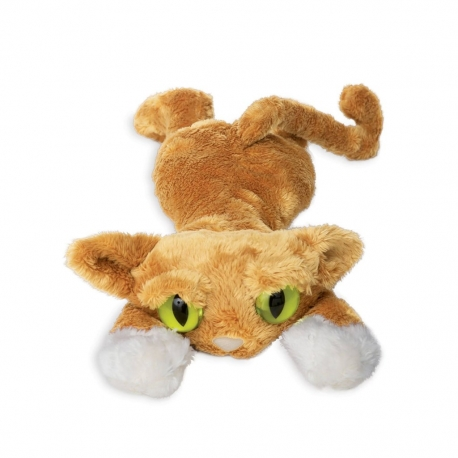 Peluche chat Lanky cats Goldie