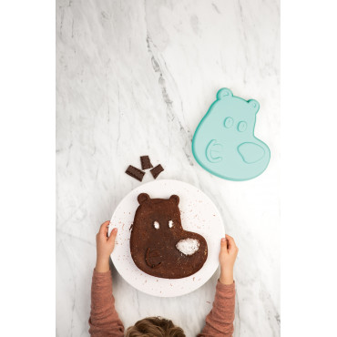 Moule à gâteau César - Little chef Lilliputiens