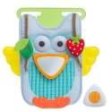 Musical car toy owl hibou musical pour voiture