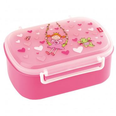 Boîte à tartines princesse Pinky Queeny