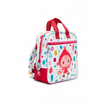 CHAPERON ROUGE SAC A DOS