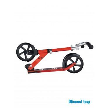 Trottinette micro cruiser rouge bruxelles