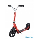 Trottinette micro cruiser red bruxelles