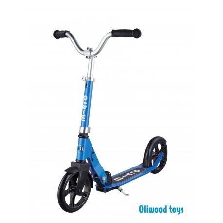 Trottinette micro cruiser blue bruxelles