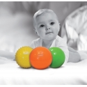 Coffret de 3 balles sensorielles - LUDI