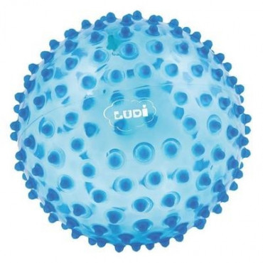 Balle sensorielle bleue - LUDI