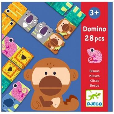 Domino bisous - DJECO **