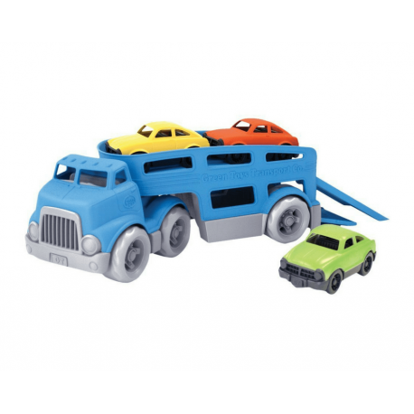 Transporteur de voitures Green Toys