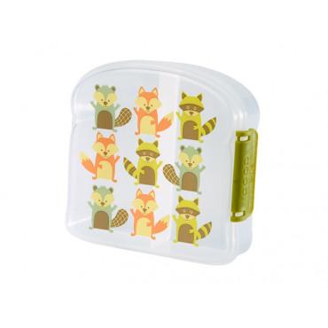 Petite boîte à tartines, renards & Co - SugarBooger
