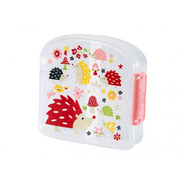 Petite boîte à tartines, hérissons - SugarBooger