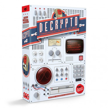 Decrypto - Scorpion masqué