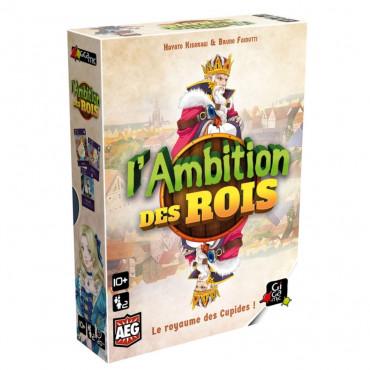 L'ambition des ROIS, le royaume des cupides !