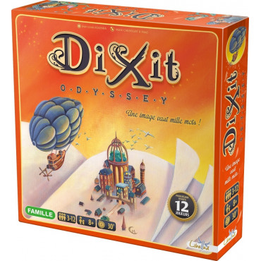 DIXIT Odyssey - Libellud