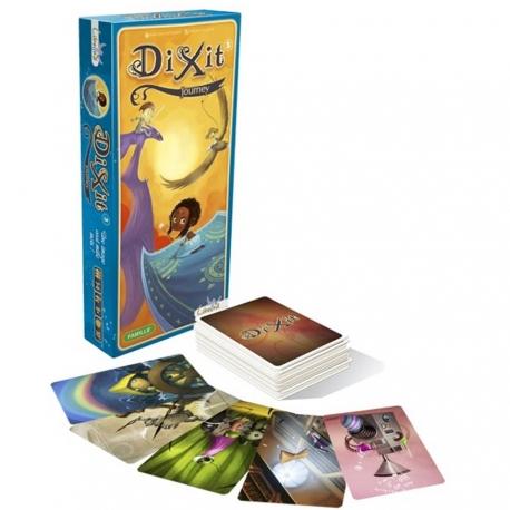 DIXIT 3 Extension JOURNEY