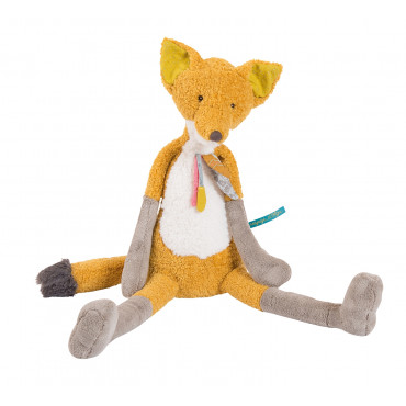 Grand renard Chaussette Le Voyage d'Olga Moulin Roty