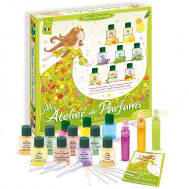 Atelier création de parfums Fleurs fraîches - SENTOSPHERE