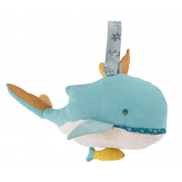 Baleine musicale Le voyage d'Olga - MOULIN ROTY