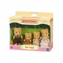 Famille Ours -Sylvanian Families