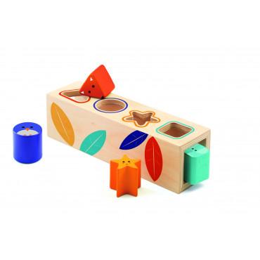 Boîte à formes Boitabasic - Djeco