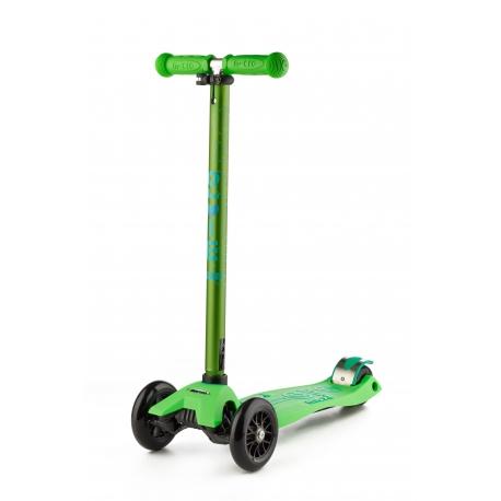 Trottinette maxi micro Deluxe vert
