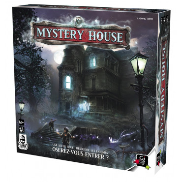 MYSTERY HOUSE
