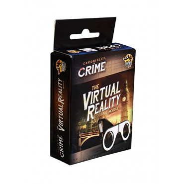 CHRONICLES OF CRIME LUNETTES