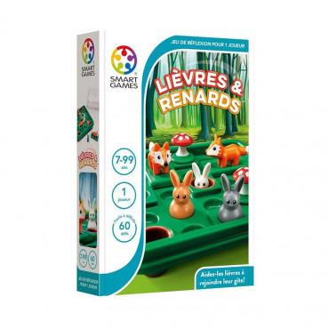 Lièvres & Renards - Compact - SmartGames