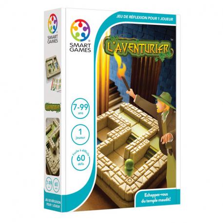 L'Aventurier - Compact - SmartGames
