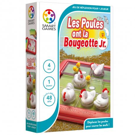 Les Poules ont la bougeotte Junior - Compact - SmartGames