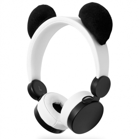 Casque audio Panda - Kidywolf