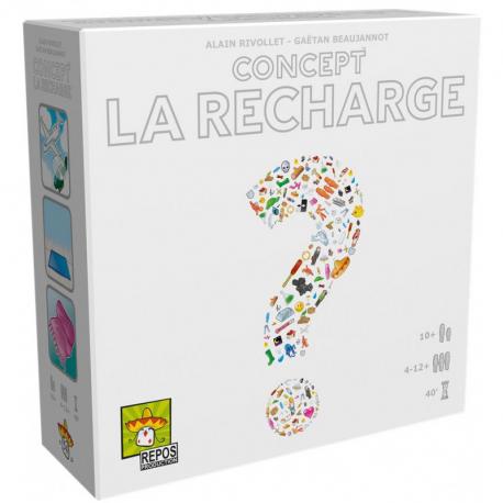 Concept la recharge - Repos Production