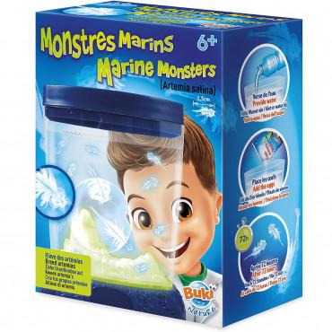 MONSTRES MARINS ELEVE DES ARTEMIAS