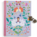 Carnet secret Marie Lovely Paper - Djeco
