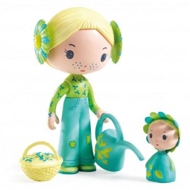 Flore et Bloom - Figurines Tinyly - Djeco