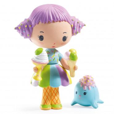 Tutti et frutti - Figurines Tinyly - Djeco