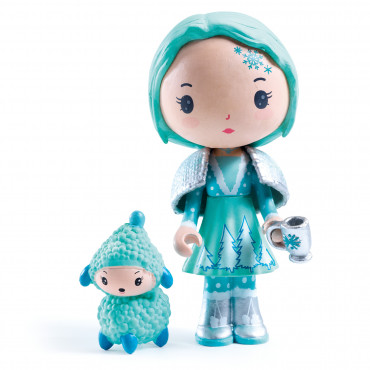 Cristale et Frizz - Figurines Tinyly - Djeco