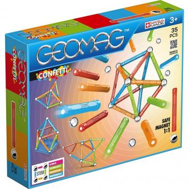 Geomag Confetti 35 pièces