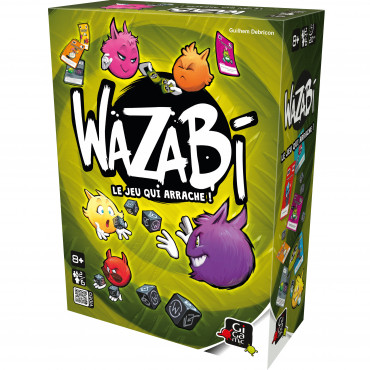Wazabi - Gigamic