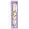 Rainbow pen 6 couleurs Aiko Lovely paper - Djeco