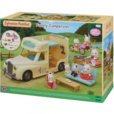 Le camping-car - Sylvanian Families