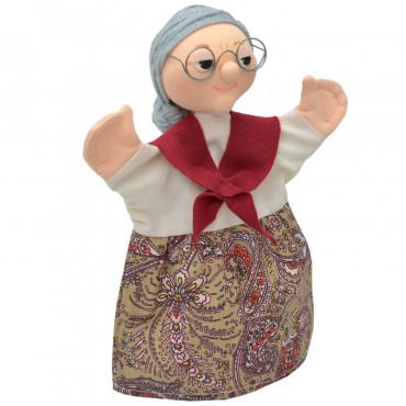 Marionnette Grand-mère - Moravska Ustredna