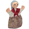 Marionnette Grand-mère - Moravska Udstrena