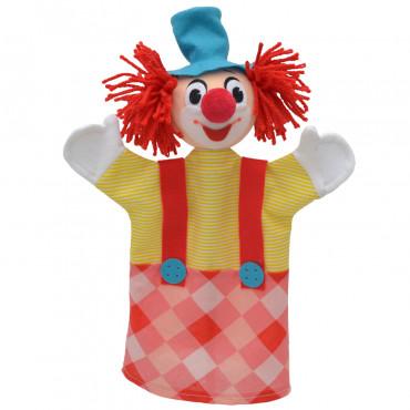 Marionnette clown Hugo - Moravska Ustredna