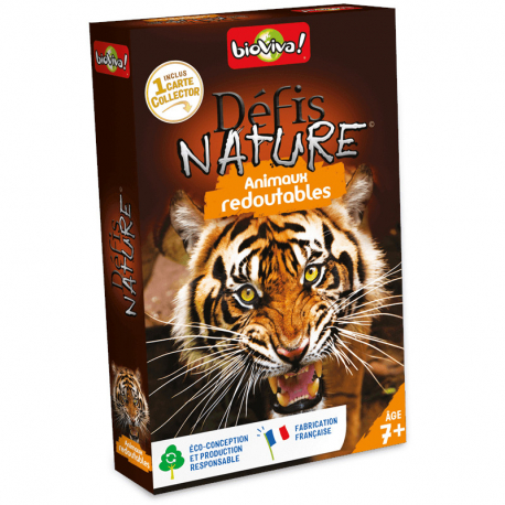 Défis Nature, Animaux redoutables - Bioviva