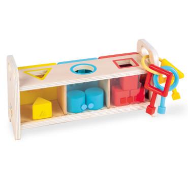 La boîte à clefs, Essentiel - Janod